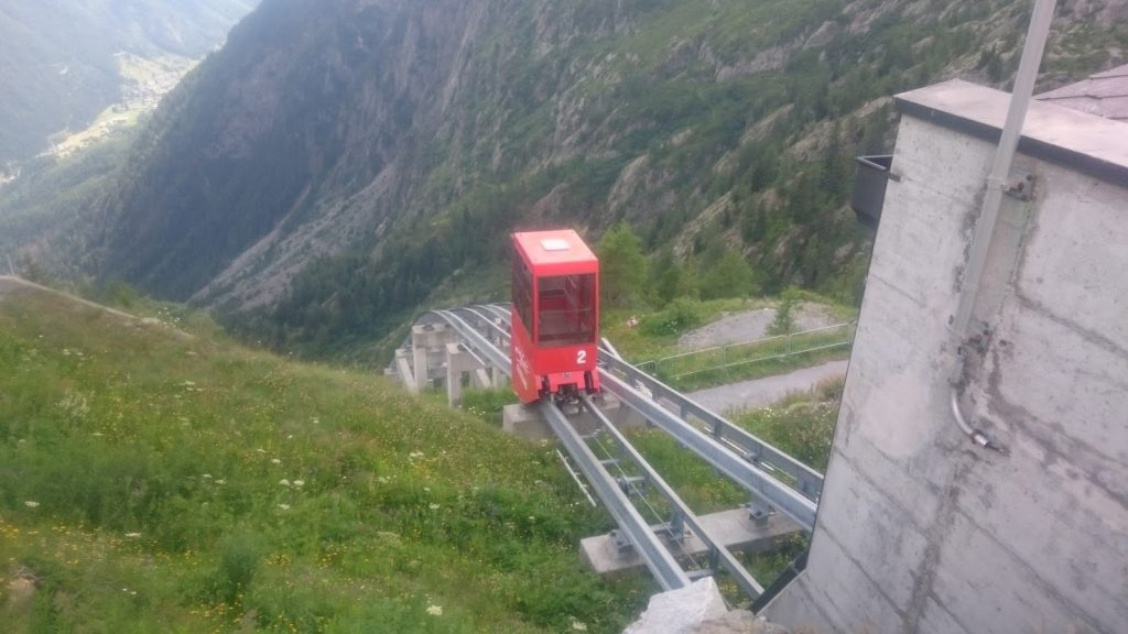 Funiculaire du Chatelard