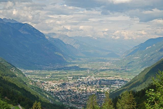 Martigny Suisse
