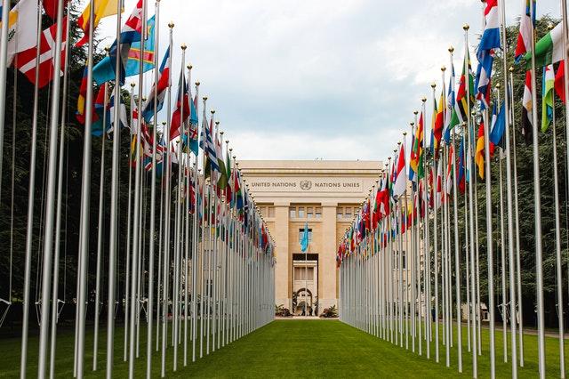 Palais des Nations Unies à Genève