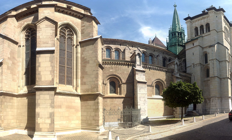 Cathédrale Saint Pierre de Genève