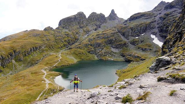 Randonnée Alpes Suisse